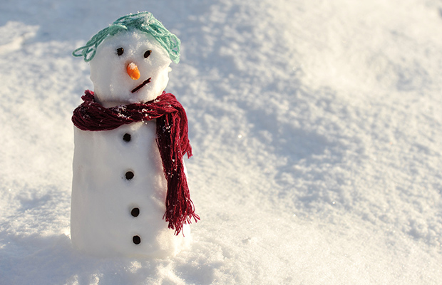 snowman-sad